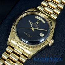 Rolex Day-Date Black Onyx Dial  Ref.18038