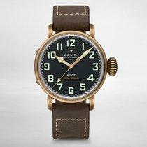 Zenith PILOT TYPE 20 EXTRA SPECIAL Bronze-Brown Strap 292430679