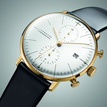 Junghans Max Bill Chronoscope Limited Edition