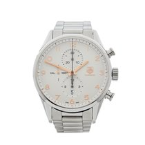 TAG Heuer Carrera Chronograph Stainless Steel Gents CAR2012.BA...