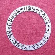 ETA Datumsscheibe, Kaliber 956.112, schwarze Schrift auf...