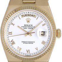 Rolex Oysterquartz President Day-Date Men's 18k Gold Watch...