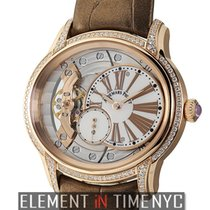 Audemars Piguet Millenary Ladies Hand Wound 18k Rose Gold...