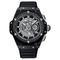 Hublot Big Bang King Power 48mm Mens Unico Black Magic 48mm...