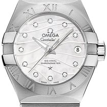 Omega Constellation Co-Axial Automatic 27mm 123.10.27.20.55.002