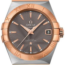 Omega Constellation Co-Axial Automatic 38mm 123.20.38.21.06.002