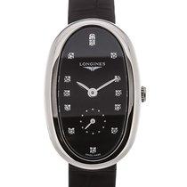 Longines Symphonette 34 Quartz Black Dial