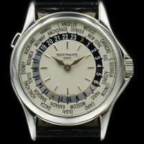 Patek Philippe Ref# 5110 White Gold Worldtime