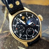 IWC BIG PILOT'S BOUTIQUE PERPETUAL CALENDAR ROSE GOLD