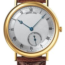 Breguet Classique 18kt Yellow Gold Automatic Mens Watch 40mm