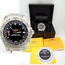Ωμέγα (Omega) Breitling Airwolf Chronometre Stainless Steel...