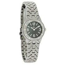 Ebel E-Type Mini Ladies Charcoal Dial Swiss Quartz Watch...