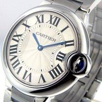 Cartier Ballon Bleu W69011z4 37 Mm Midsize Quartz Stainless Steel