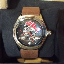 Corum Bubble Privateer Pirate 45mm 2005 Series Limited Box