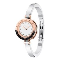 Bulgari B.zero1 18k Pink Gold Quartz 23mm Ladies 102320