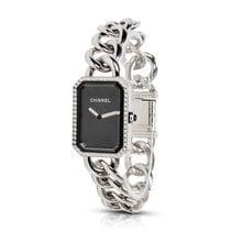 Chanel Premiere H3254 Women's Watch with Diamond Bezel in...