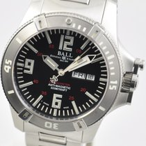 Ball Engineer Hydrocarbon Spacemaster DM2036A-SCA-BK