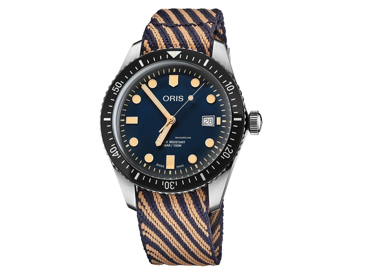 Oris Divers Sixty Five 01 733 7720 4035-07 5 21 13 for Rs. 130 95f35dac75
