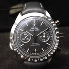 Omega Moonwatch Dark Side Of the Moon - Pitch Black - 2016 - NEW