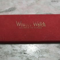 wonder watch vintage watch chronograph rare box red