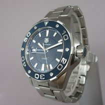 TAG Heuer Aquaracer 500M Calibre5 Blau 43mm - Full Set