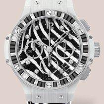 Hublot Big Bang 41mm White Zebra Bang · 341.HW.7517.VR.1975