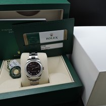 勞力士 (Rolex) OYSTER PERPETUAL 177200 with Grape Dial Full Set