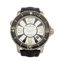 Blancpain Fifty Fathoms 500 Fathoms Titanium Gents 50015-12b34...