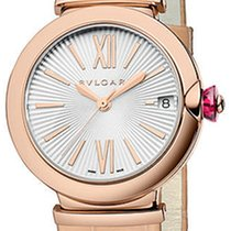 Bulgari Lucea Automatic 33mm lup33c6gld