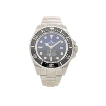 Rolex Deep Blue Sea Dweller 116660