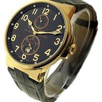 Ulysse Nardin 266-66-BLACK Maxi Marine Chronometer in Rose...