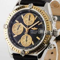 Breitling Chronomat Chrono Stahl/Gold Ref. D13050.1