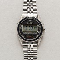 Omega Speedmaster LCD Vintage Quartz Chronograph, Ref. 186.0004