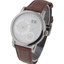 A. Lange & Söhne 110.030 Lange 1 Mens Mechanical in White...