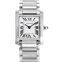 Cartier Watch Tank Francaise W51008Q3