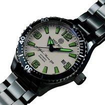 Deep Blue Alpha Marine 500 45mm Auto Diver Watch Miyota 500m...
