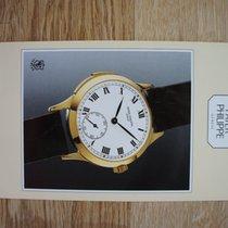 Patek Philippe Manual anleitung ( manual ) ref 3979 in Italian