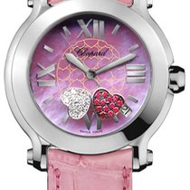 Chopard Happy Sport Round Quartz 36mm 278475-3004