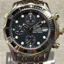 Ωμέγα (Omega) Seamaster Titanium&Gold