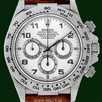 Ρολεξ (Rolex) Daytona Cosmograph 16519 El Primero 18k White...