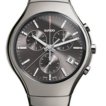 Rado Men's R27896102 True Chronograph Watch