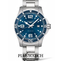 Longines Hydroconquest 44mm Blue Dial Diving