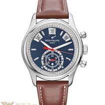Patek Philippe Complications Flyback Chronograph 40.5mm White...
