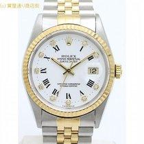 ロレックス (Rolex) ロレックス 16233G S番 ホワイトローマ