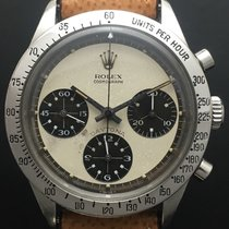 Rolex Daytona Paul Newman brown minute track