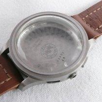 Longines 13 ZN Chronograph / Step Case Bezel