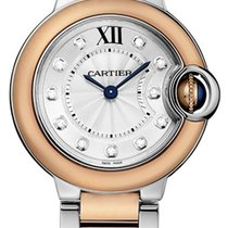 Cartier Ballon Bleu - 28mm