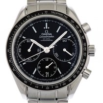 Omega Speedmaster Racing Stahl Automatik Co-Axial Chronograph...