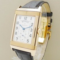 Jaeger-LeCoultre Grande Reverso 986 Duodate Home Time 750 RG GOLD