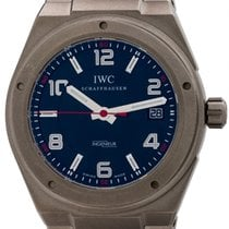 IWC Titanium Ingenieur for Mercedes – AMG Reference IW3227-02